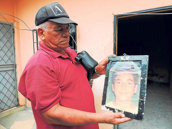 Fiestas le recuerdan la muerte de su hijo
