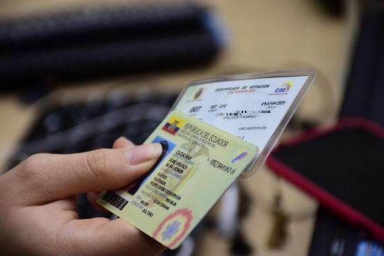 Trámites: Ya no se pedirá ni cédula ni certificado de votación