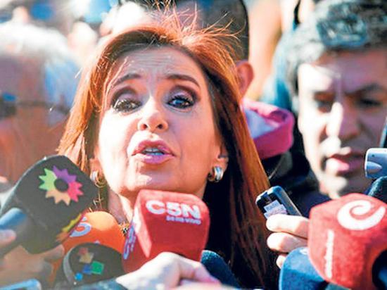 Cristina debe declarar sobre una presunta red de sobornos
