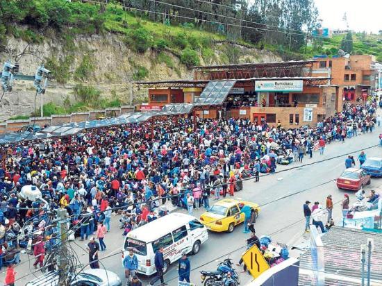 Quito declara la emergencia