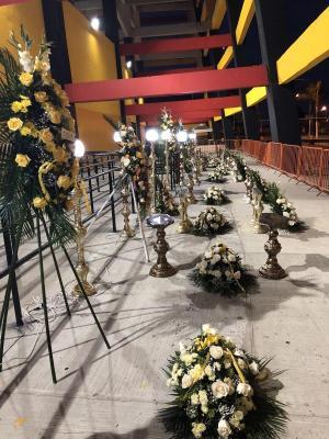 Barcelona SC instalará capilla ardiente por hinchas muertos en accidente