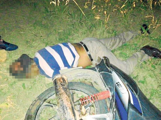 Un hombre de 62 años encuentra la muerte en moto
