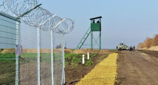 Cruza por error la frontera rusa mientras buscaba ''silencio'' para leer