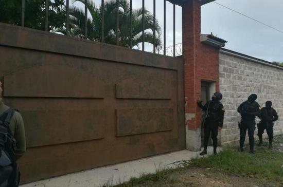 Detenidos 23 narcotraficantes en Guatemala, México, Colombia y Ecuador