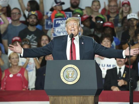 Medios de comunicación se unirán en contra de Trump