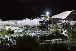 Dos familias ecuatorianas fueron evacuadas del derrumbe en Génova, Italia