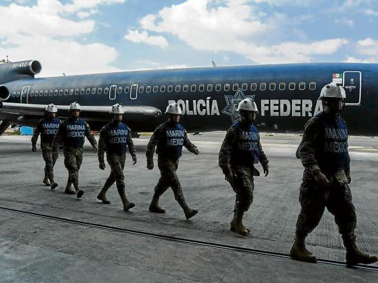 Capturan a 8 ecuatorianos