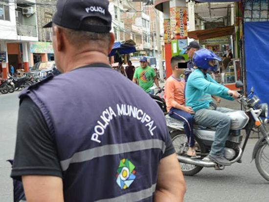 Capacitación integral para policías municipales