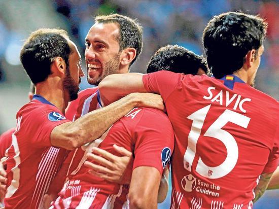 Atlético es el supercampeón