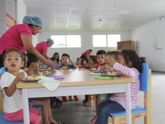 Centro de Desarrollo Infantil recibirá a unos  50 niños del cantón