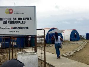 Estudios de aisladores sísmicos en los hospitales de Bahía y Pedernales están listos