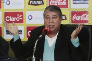 La selección ecuatoriana no jugará amistoso contra Uruguay