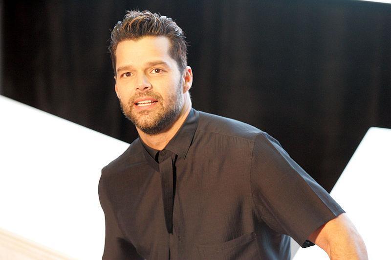 Ricky Martin cantará en Ecuador en noviembre