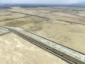 Tres consorcios tras la Refinería del Pacífico