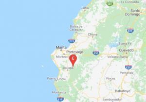 Un sismo en Jipijapa y dos en Quito se registraron en las últimas horas