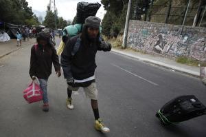 Venezolanos deben presentar desde hoy pasaporte para ingresar a Ecuador