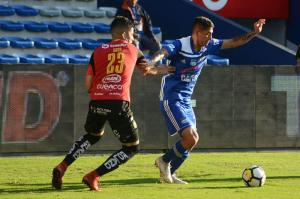 Emelec vence por la mínima diferencia a Deportivo Cuenca