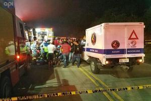 Accidentes de tránsito: Un vía crucis en las carreteras de Ecuador