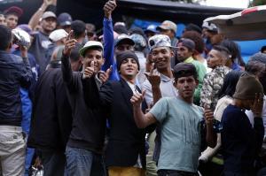 Ministro del Interior dice ha llegado aproximadamente un millón de venezolanos a Ecuador