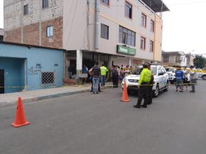 Un hombre es asesinado en el barrio Jocay de Manta