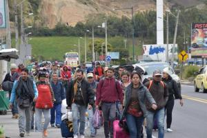 Adelantan audiencia por medida para frenar solicitud de pasaporte a venezolanos