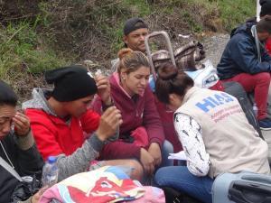 Perú anuncia medidas adicionales para regularizar la situación de venezolanos