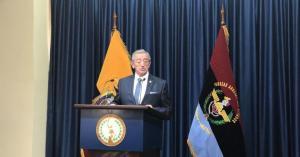 Gobierno ecuatoriano adquirirá equipos para reforzar la seguridad en frontera con Colombia