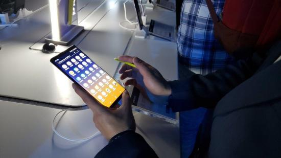 El gigante Samsung lanza el nuevo Galaxy Note 9 en 56 países