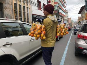 Masivo flujo de venezolanos genera recelo en población de Tulcán