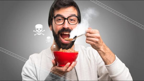 Podríamos estar desayunando cáncer y no lo sabíamos [VÍDEO]