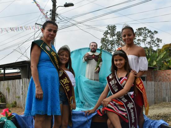 Bolívar: ''San Ramón'' del Morro Celebra Sus fiestas