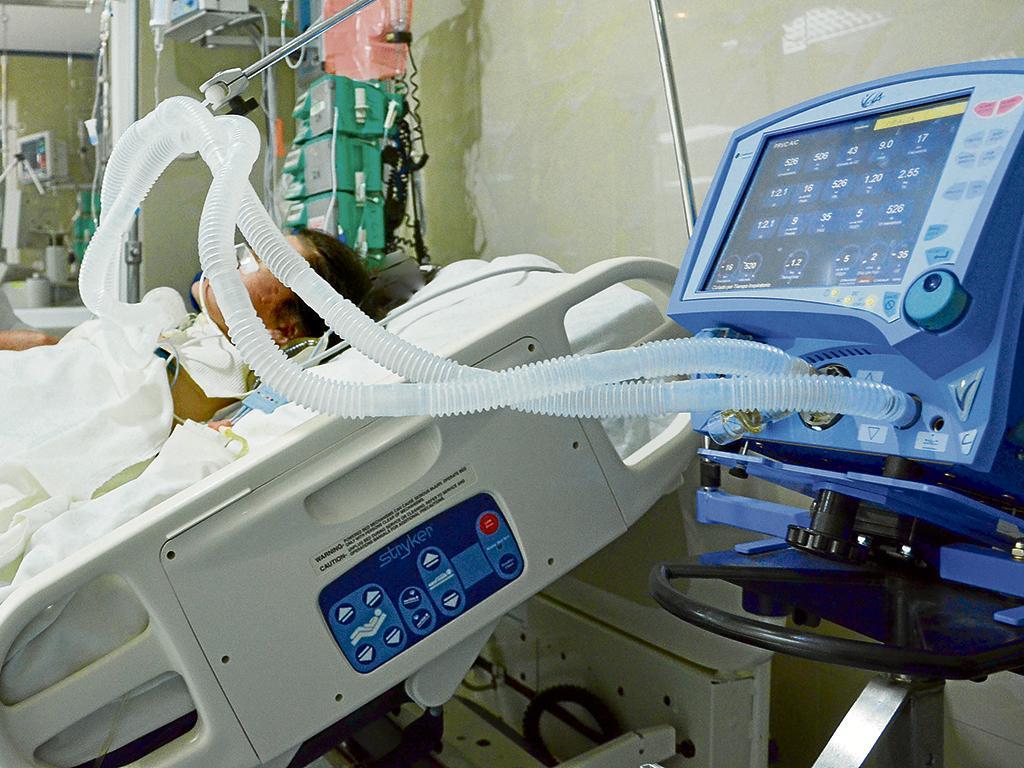 5.702 casos de neumonía se registraron en 8 meses en Manabí