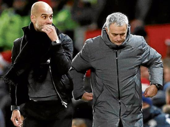 Pep defendió a Mourinho