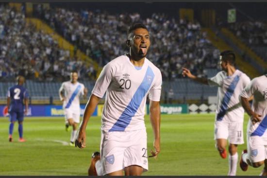 Se roban los uniformes de la Selección de Guatemala