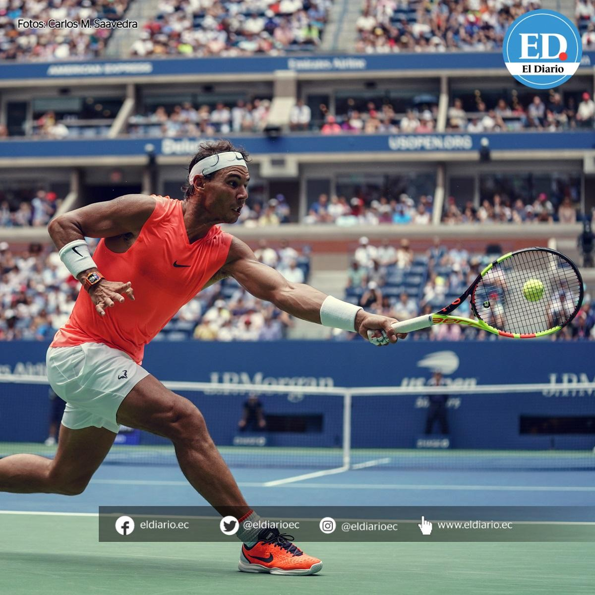 Rafael Nadal y Serena Williams entre los favoritos para ganar el US Open