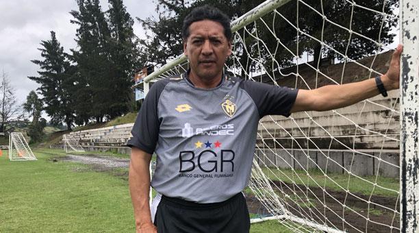 Vizuete deja El Nacional para trabajar con la selección Sub 20 de Bolivia
