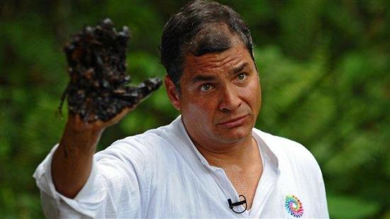 Correa acusa a Gobierno Ecuador de pacto con Chevron tras revocarse sentencia