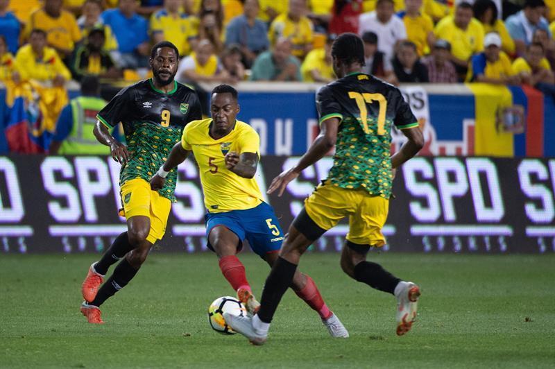 Ecuador logra un cómodo triunfo para empezar la era del ''Bolillo'' ante Jamaica