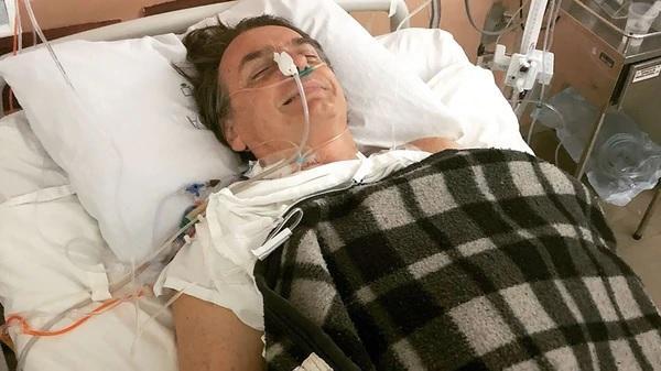 Bolsonaro sigue en cuidados intensivos y necesitará pasar por nueva cirugía