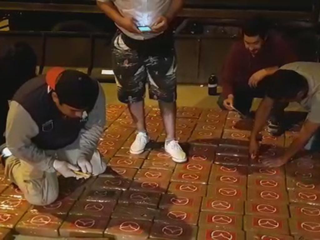 Droga encontrada en el cantón Sucre valía $10 millones