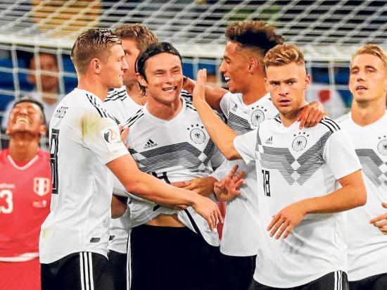 Alemania se sacudió