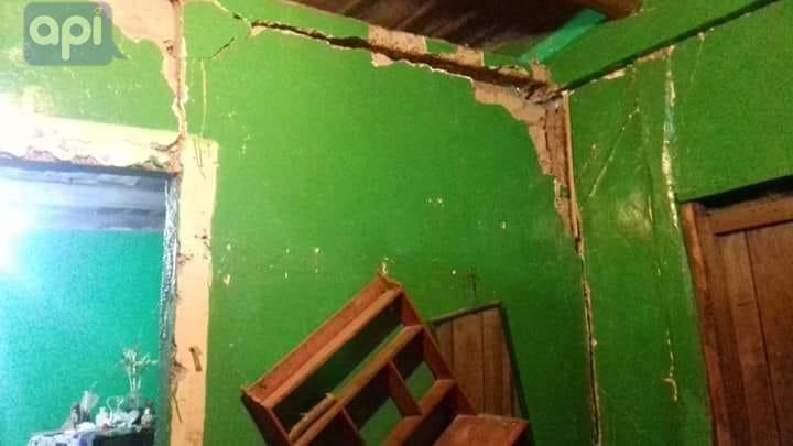 Más de 800 afectados deja sismo de magnitud 6,2 del pasado jueves en Chimborazo