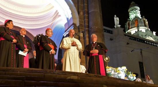Obispos del país respaldan al papa Francisco en su combate a los abusos