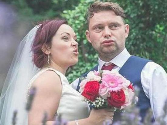 Murió luego de su boda
