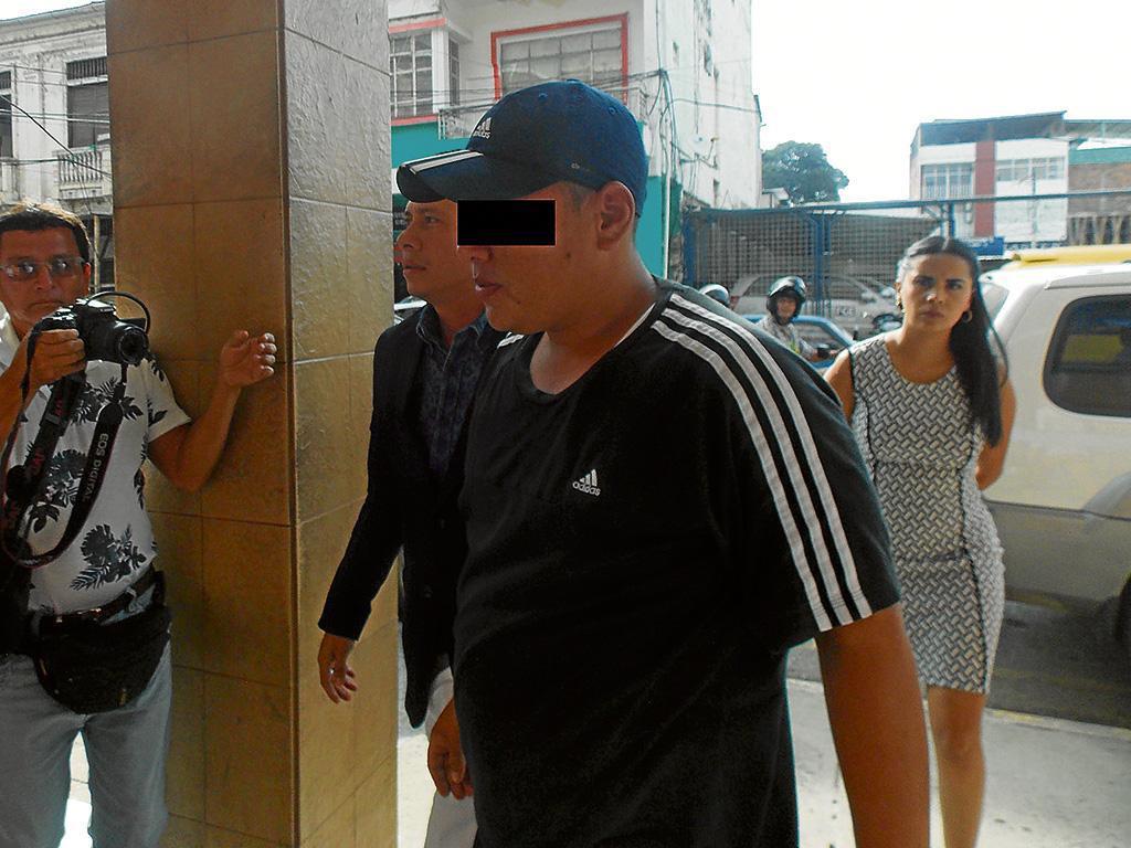 Un año de prisión por 'arrastrar' a vigilante en la vía Rocafuerte-Crucita