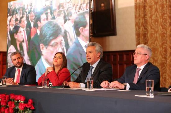 Ecuador oficializa su participación en la Alianza para el Gobierno Abierto