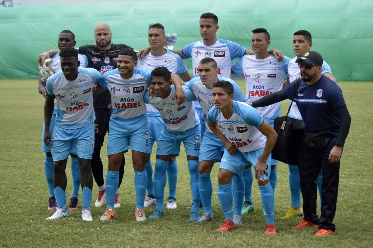 Manta FC logró un empate contra Olmedo de visitante [1-1]