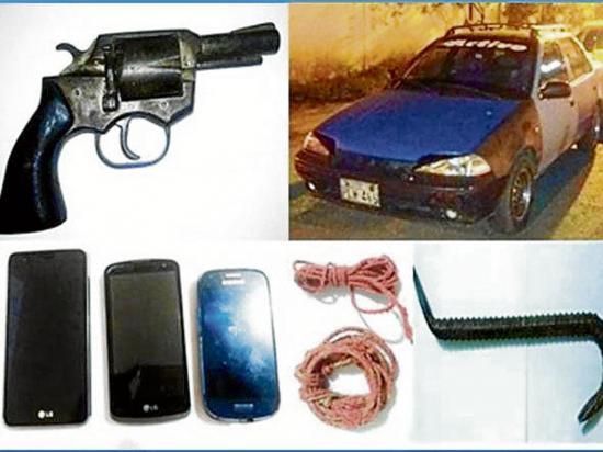 Policía desarticula una presunta banda que operaba en 2 provincias