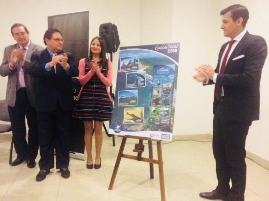 Ecuador presenta una nueva edición postal con la que destaca su diversidad