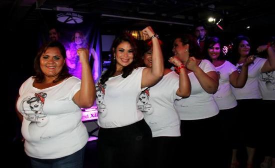 Paraguayas derriban los cánones de belleza convencional en ''Miss Gordita''